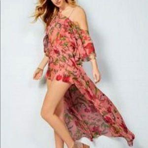 GB Maxi romper dress